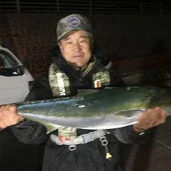 2月 28日(金) 午後便・アジ釣りの写真その2