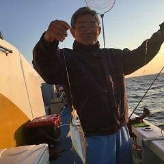 3月 25日(水) 午後便・アジ釣りの写真その3