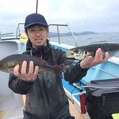 5月31日(日)午前便・アジ・イサキ釣りの写真その1