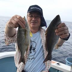 6月 27日(土) 午前、午後・イサキ釣りの写真その4