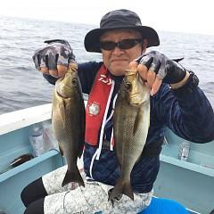 6月 29日(月) 午前、午後・イサキ釣りの写真その1