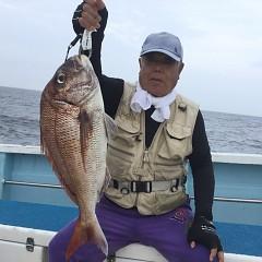 7月 21日(火) 午後便・タテ釣りの写真その1