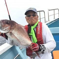7月 21日(火) 午後便・タテ釣りの写真その2