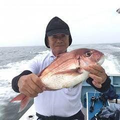 7月 21日(火) 午後便・タテ釣りの写真その3