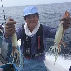 7月 29日(水) 1日便・スルメイカ釣りの写真その3