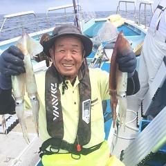 7月 30日(木) 1日便・スルメイカ釣りの写真その1