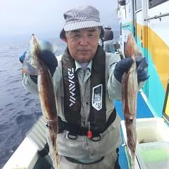7月 30日(木) 1日便・スルメイカ釣りの写真その2
