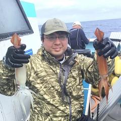 7月 30日(木) 1日便・スルメイカ釣りの写真その4
