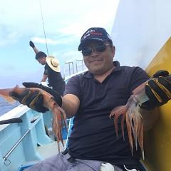 7月 30日(木) 1日便・スルメイカ釣りの写真その5