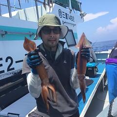 7月 31日(金) 1日便・スルメイカ釣りの写真その1
