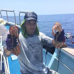7月 31日(金) 1日便・スルメイカ釣りの写真その3