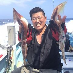 7月 31日(金) 1日便・スルメイカ釣りの写真その5