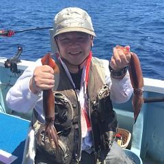 8月 1日(土) 1日便・スルメイカ釣りの写真その2