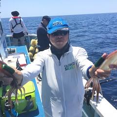8月 1日(土) 1日便・スルメイカ釣りの写真その3