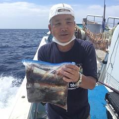 8月 2日(日) 1日便・スルメイカ釣りの写真その2