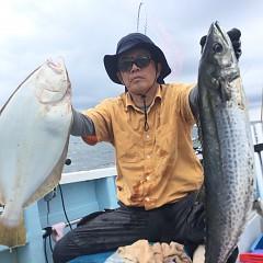 8月 3日(月) 午前便・タテ釣りの写真その2