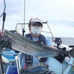 8月 3日(月) 午前便・タテ釣りの写真その6