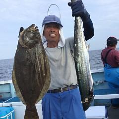 8月 3日(月) 午後便・タテ釣りの写真その1