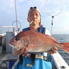 8月 3日(月) 午後便・タテ釣りの写真その3