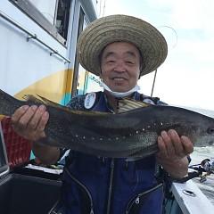 8月 3日(月) 午後便・タテ釣りの写真その4