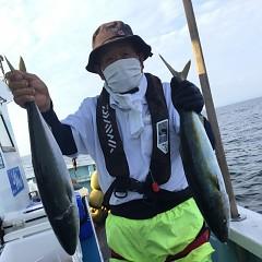 8月 3日(月) 午後便・タテ釣りの写真その5
