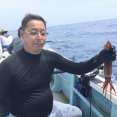 8月 9日(日) 1日便・スルメイカ釣りの写真その2