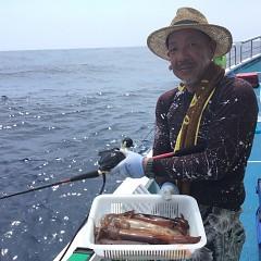 8月 9日(日) 1日便・スルメイカ釣りの写真その3