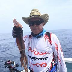8月 9日(日) 1日便・スルメイカ釣りの写真その4