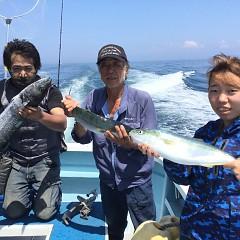 8月 22日(土) 午前・午後・タテ釣りの写真その3