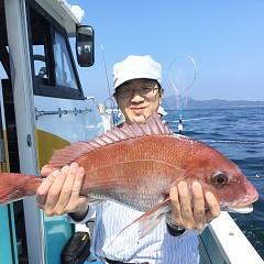 8月 22日(土) 午前・午後・タテ釣りの写真その5