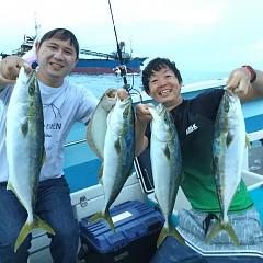8月 22日(土) 午前・午後・タテ釣りの写真その6