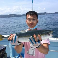 8月 23日(日) 午前便・タテ釣りの写真その2