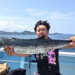 8月 23日(日) 午前便・タテ釣りの写真その3
