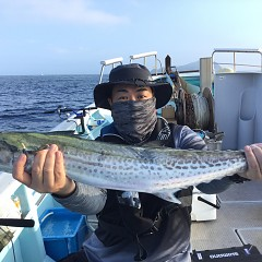 8月 29日(土) 午前便・タテ釣りの写真その1