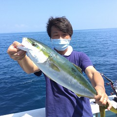 8月 29日(土) 午前便・タテ釣りの写真その2