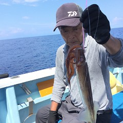 8月 31日(月) 1日便・スルメイカ釣りの写真その2