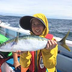 9月 12日(土) 午前便・タテ釣りの写真その5