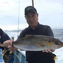 9月 13日(日) 午前便・タテ釣りの写真その1
