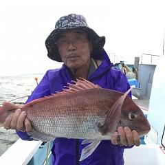 9月 18日(金) 午前・タテ釣り 午後・ウタセ真鯛の写真その7