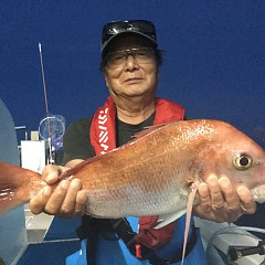 9月 21日(月) 午後便・ウタセ真鯛の写真その1