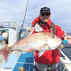 9月 26日(土) 午前便・ウタセ真鯛の写真その2