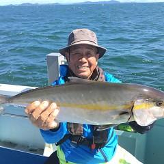 9月 27日(日)午前・タテ釣り 午後・ウタセ真鯛の写真その1