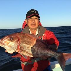 9月 27日(日)午前・タテ釣り 午後・ウタセ真鯛の写真その2
