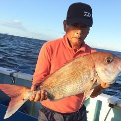 9月 27日(日)午前・タテ釣り 午後・ウタセ真鯛の写真その4