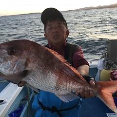 9月 27日(日)午前・タテ釣り 午後・ウタセ真鯛の写真その5