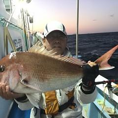9月 27日(日)午前・タテ釣り 午後・ウタセ真鯛の写真その7