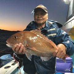 9月 27日(日)午前・タテ釣り 午後・ウタセ真鯛の写真その8