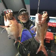 9月 27日(日)午前・タテ釣り 午後・ウタセ真鯛の写真その9