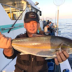 9月 28日(月) 午前・タテ釣り 午後・ウタセ真鯛の写真その6