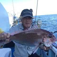 9月 28日(月) 午前・タテ釣り 午後・ウタセ真鯛の写真その7